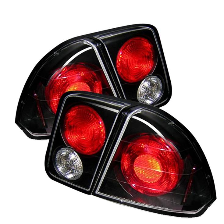 Spyder Auto 111-HP97-C Euro Style Tail Light